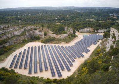 Centrale solaire d'Aix-en-Provence 1,7MW – NEOEN
