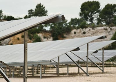 Centrale solaire au sol fixe NEOEN ©synapsun