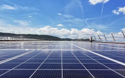 336 kW Un chantier de Solstyce – Hyper U Les ARCS