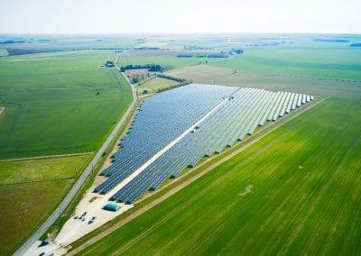 Centrale solaire de Levroux - Synapsun
