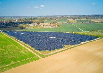 Centrale solaire de Levroux – 9,74 MWc