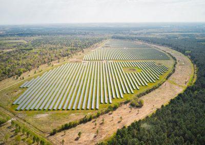 Centrale solaire d'Ambillou et Sonzay 30MW
